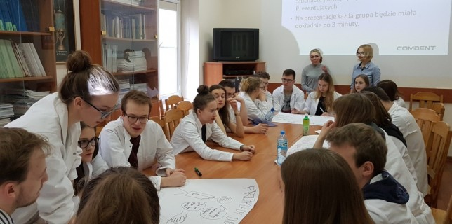 Workshops on Warsaw Medical University in Poland – PART 1
